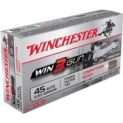 Winchester Handgun Win3Gun .45 ACP 50BX