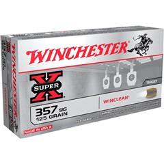 Winchester USA Super-X .357 SIG 50BX