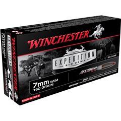 Winchester Supreme 7mm Winchester Short Magnum 160 GR