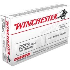 Winchester Best Value Full Metal Jacket 223 Remington/5.56 NATO