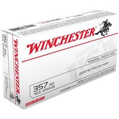 Winchester Best Value JHP 357 Sig Sauer
