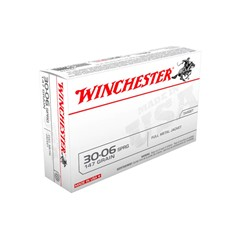 Winchester FMJ USA .30-06 20BX