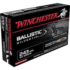 Winchester Supreme Ballistic Silvertip 243 Winchester