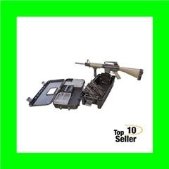 MTM TRB40 Tactical Range Box Polypropylene Black