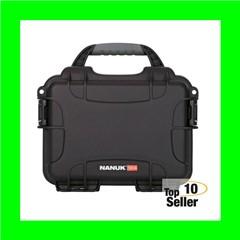 NANUK (PLASTICASE INC) 904-1001 904 Case with Foam Small Polyethylene Black