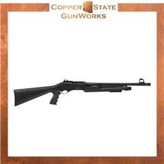 "ATA Arms ETRO 12 Gauge 18.50"" 5+1 3"" Black Black Fixed Pistol Grip ETRO10"