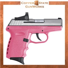 """SCCY Industries CPX-2TTPKRD CPX-2 RD 9mm 3.10"""" 10+1 Stainless CPX2TTPKRD"""