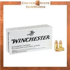 Winchester Ammo USA Handgun 9x21mm IMI 124 gr Full Metal Jacket (FMJ) Q4269