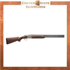 """Browning Citori Hunter 12 Gauge 28"""" O/U 2rd 3"""" Polished Blued 018259304"""