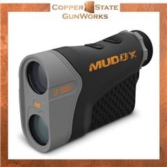 Muddy 1300 W HD Black Rubber Armor 6x26mm 1300 yds Max Distance MUD-LR1300X