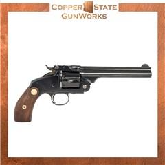 "Taylors & Company Frontier Schofield 44 Spec 6rd 6.50"" Blued Steel 8656"