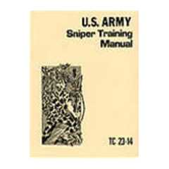 U.S. Army Sniper Training Manual TC 23-14