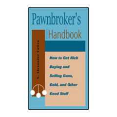 Pawnbroker's  Handbook: