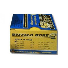 Buffalo Bore Ammunition Heavy 357MAG, 180 19A/20